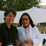 Avec Nana Mouskouri